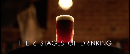 6 Stages of Drinking (2018) // unit production manager